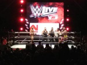 WWE Madrid Jinder Mahal