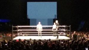 WWE Madrid Seth Rollins
