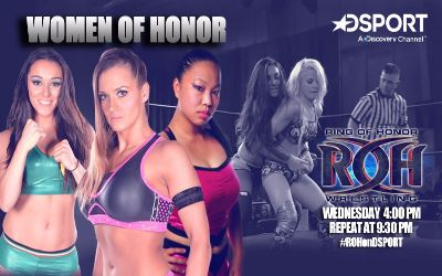 Ring of Honor da paso a su división femenina