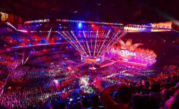 35 Years of WrestleMania
