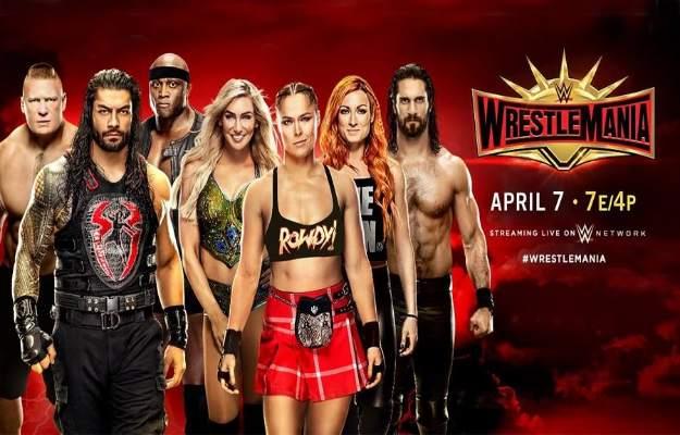 Wrestlemania 35 Planeta Wrestling