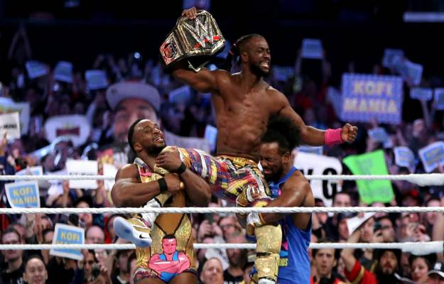 Wrestlemania 35 The New Day