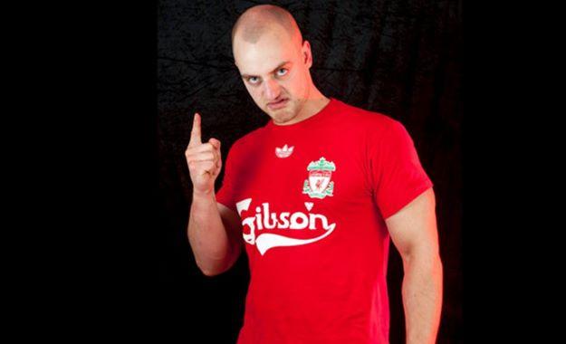 WWE noticias Zack Gibson