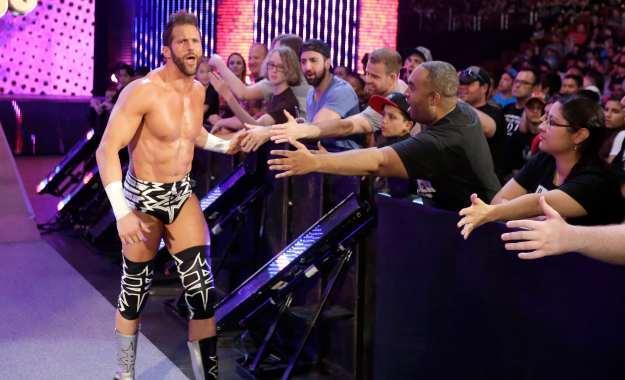 Zack Ryder regresa a la acción en el dark match de WWE RAW
