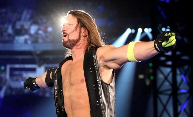 AJ Styles confirma que aún no ha renovado con WWE