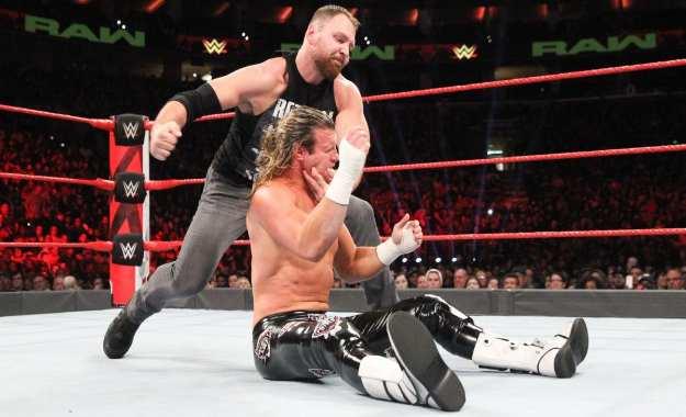salida de Ambrose de WWE