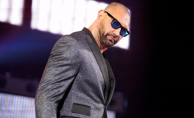 Batista responde a Stephen Amell