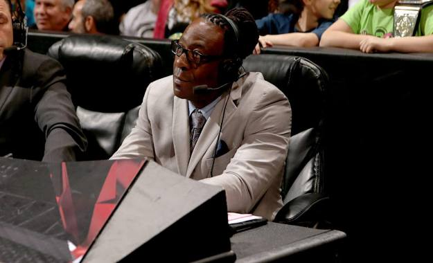Booker T vuelve a luchar el próximo mes