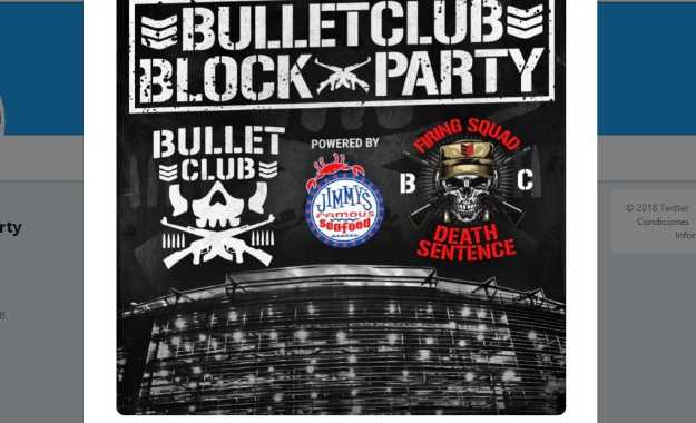 The Bullet Club organiza una fiesta durante el WrestleMania Weekend