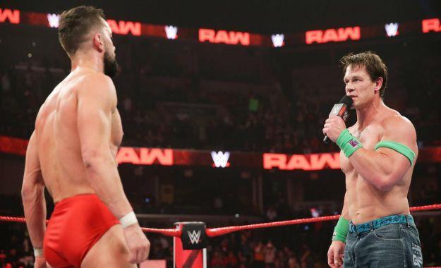 el tiempo de John Cena en WWE se ha acabado