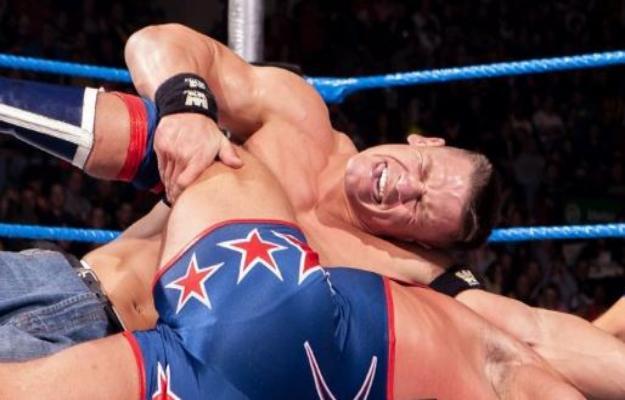 angle confirma combate cena wrestlemania