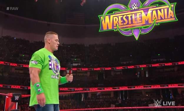 John Cena entrevista