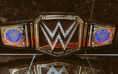 cinturón boca WWE Noticias