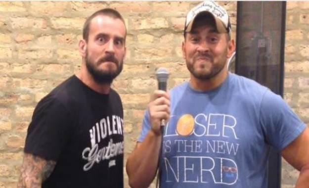 Colt Cabana sobre CM Punk