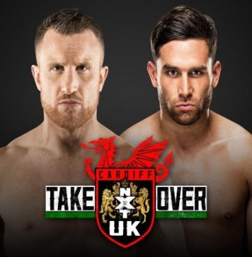 combates NXT UK Takeover