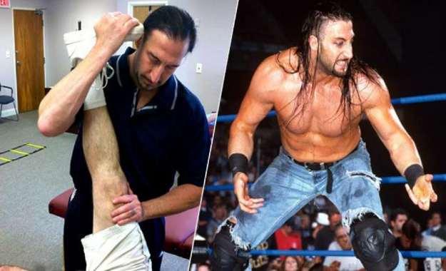 Ex estrella de WCW y WWE dice que fue acosado