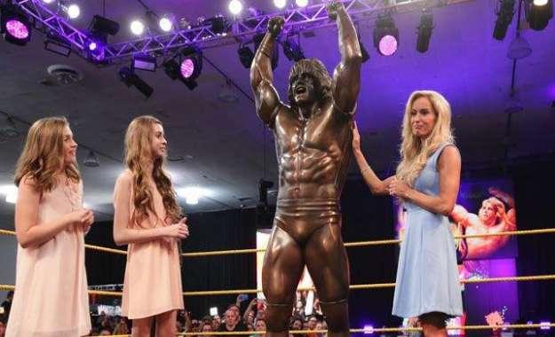 Dana Warrior podría ser parte del equipo creativo de WWE