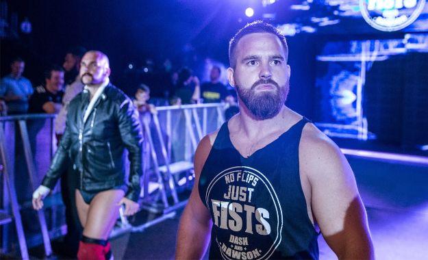 dash Wilder WWE