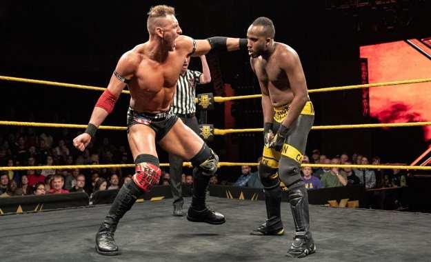Dijakovic sobre por qué destaca sobre otras WWE NXT Superstars