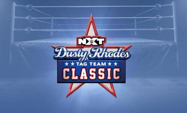 ganadores del WWE NXT Dusty Rhodes Tag Classic