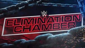 elimination chamber 2021 poster