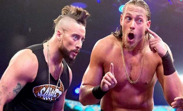 Enzo Big Cass invaden G1 Supercard