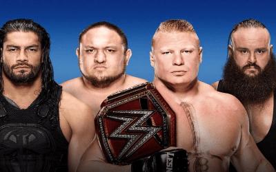 Fatal 4 way WWE SummerSlam