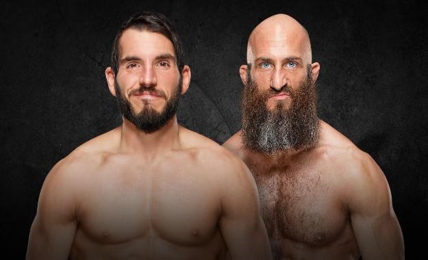 Quiero a Gargano en SmackDown Live