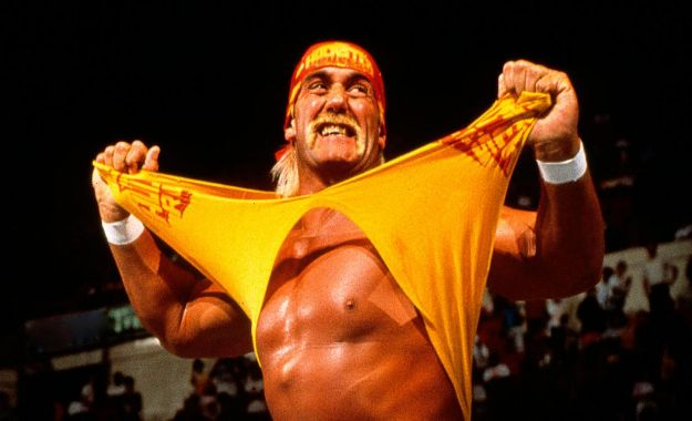 Hulk hogan sobre AJ Styles