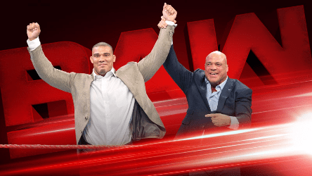 Monday Night RAW del 24 de Julio