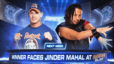 La próxima semana en WWE SmackDown Live