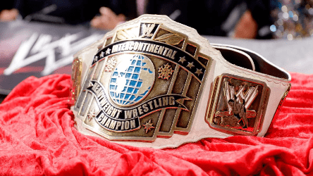 Foto del WWE Intercontinental Championship