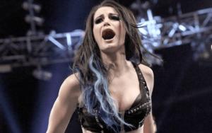 Paige en wwe pronto