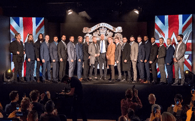 Roster de la WWE United Kingdom division