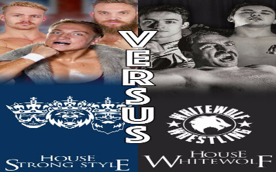 Triple W House WhiteWolf contra House Strong Style