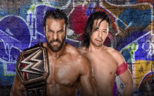 Shinsuke Nakamura vs Jinder Mahal