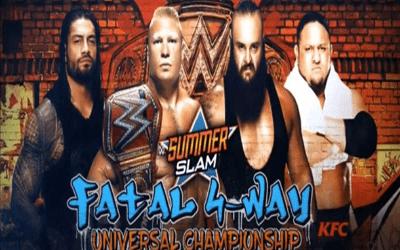 SummerSlam Main Event