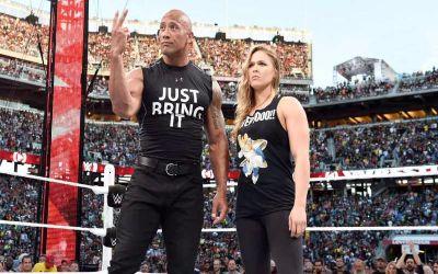Ronda Rousey camino de WWE