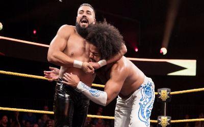 Resultados de NXT del 9 de agosto