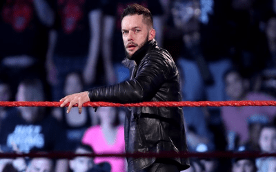 Finn Bálor WWE Noticias RAW