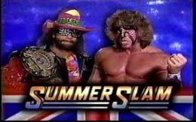 WWE Summerslam 1992
