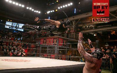 Resultados de Lucha Underground del 16 de agosto