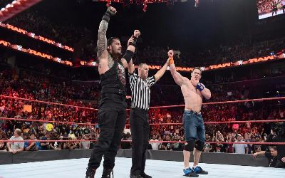 Resultados de WWE Monday Night RAW del 21 de agosto