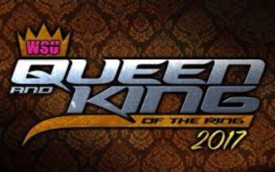 """Resultados del show de WSU """"King & Queen of the Ring"""""""