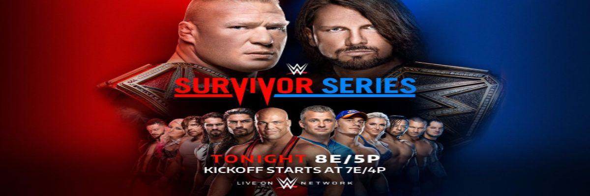 Previa Survivor Series