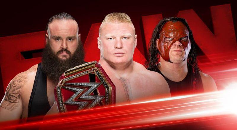 Previa de WWE RAW