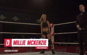 Millie McKenzie