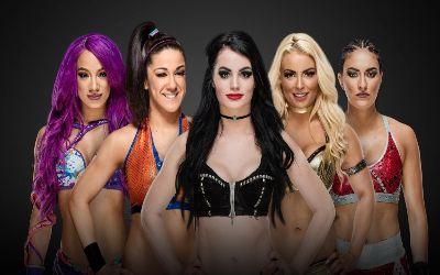 Nuevos nombres para el Royal Rumble femenino