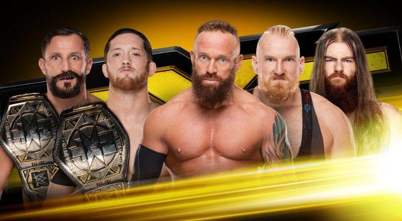 Previa NXT del 10 de enero