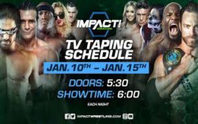 Cambio de título en Impact